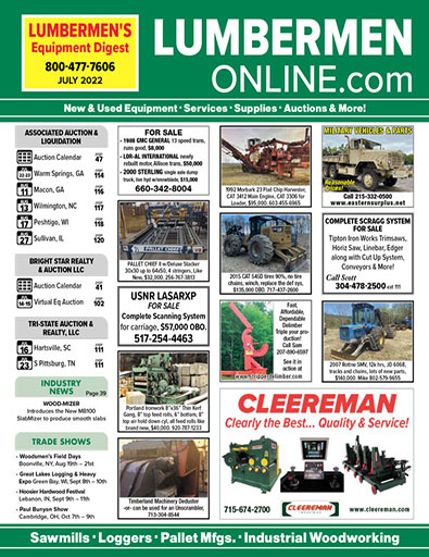 Lumbermens Equipment Digest Online Edition