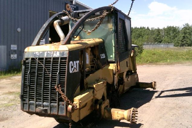 Caterpillar 525 Parts and Parts Machines
