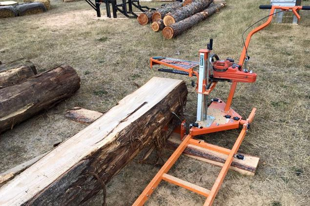 Norwood Portamill Pm14 Chainsaw Mill Portable Sawmill