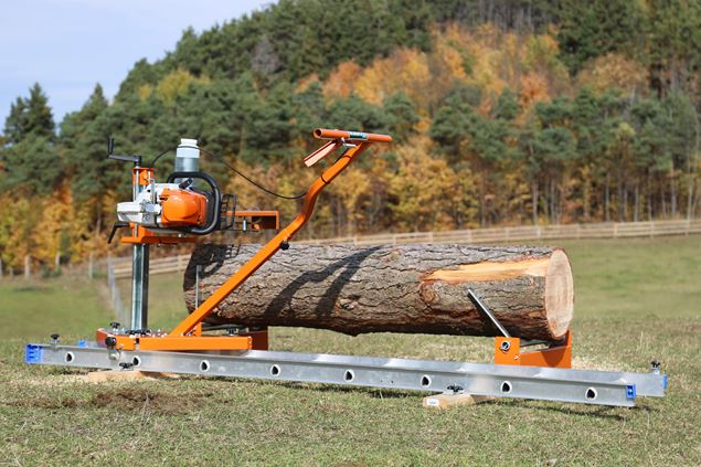 Portable Sawmill For Sale >> Norwood PortaMill PM14 Chainsaw Mill Portable Sawmill