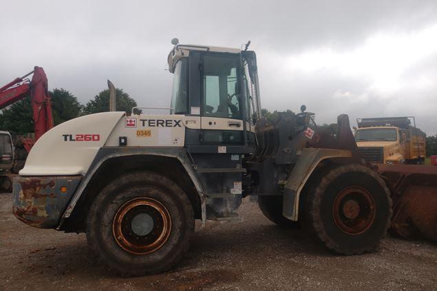 2011 Terex TL260 Wheel Loader