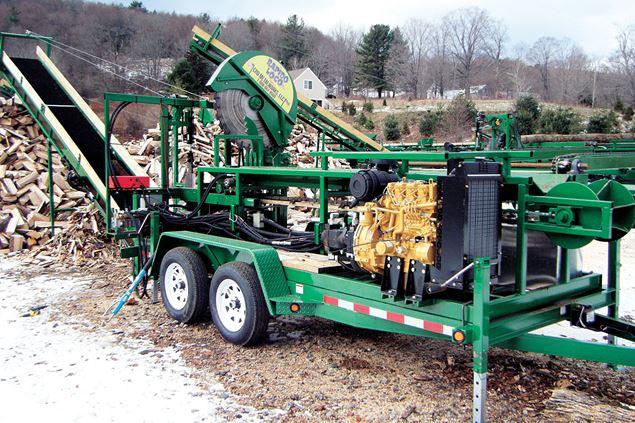 Saw Mill For Sale >> CRD Metal Works Rapido Loco Junior Firewood Processor