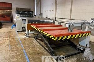 Custom Built Panel Rip Saw  Panel Saw