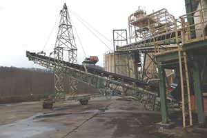 Unknown Radial Stacking  Conveyor