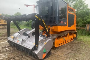 2021 CMI C300  Mulch and Mowing