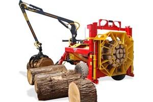 2021 Rabaud F80  Firewood Splitter