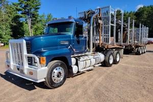 2017 Mack CHU613  Truck-SemiTractor