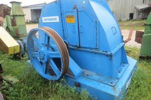 Acrowood CHIPR  Wood Chipper - Stationary