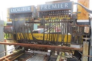 GBN Machine Excalibur  Pallet Nailer and Assembly System