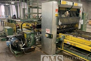 2012 GBN Machine Explorer Pallet Nailer  Pallet Nailer and Assembly System