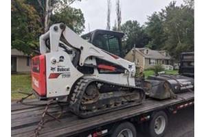2019 Bobcat T740  Skidsteer