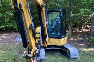 2017 Caterpillar 305E2CR  Excavator - Mini