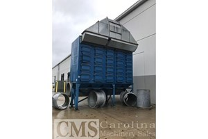 Belfab 25,000 CFM Dust Collector  Dust Collection System