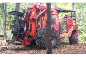 1996 Morbark 6300  Feller Buncher