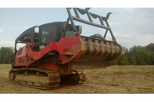 FECON FTX148L  Brush Cutter and Land Clearing