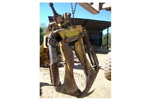 Caterpillar 525B  Attachments-Logging