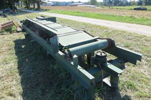 Unknown 20ft x 31in with Transfer  Conveyors-Live Roll
