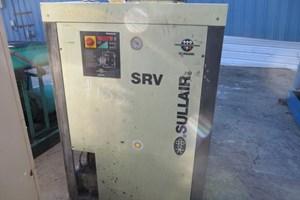 Sullair SRV-1400  Air Compressor