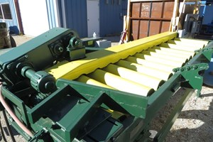 Custom Built Rocase Infeed  Conveyors General