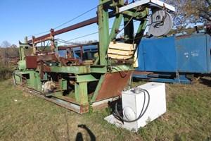 Jackson Lumber Harvester Over Head  Scragg Mill