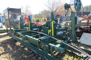 Cleereman Industries 36  Circular Sawmill