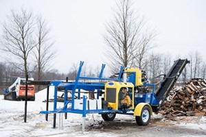 2021 DYNA SC-14  Firewood Processor