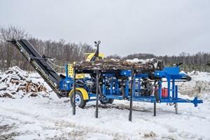 2021 DYNA SC-15  Firewood Processor