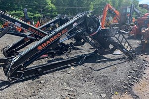 2020 Barko 80XLE  Attachments-Logging