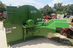 CM and E 60in  600SS  Wood Chipper - Stationary