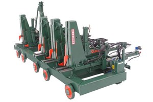 2016 Cleereman Industries LP 42  Carriage (Sawmill)