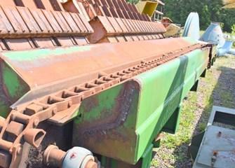 Unknown 30ft log trough H132 chain log conveyor Conveyor Deck (Log Lumber)