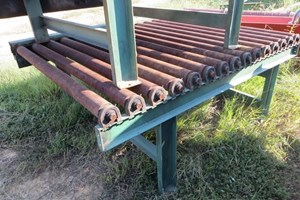 Unknown Wide  Conveyors-Live Roll