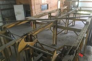Unknown 10 X 27  Conveyor Deck (Log Lumber)