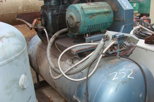 FS-Curtis 30HP  Air Compressor