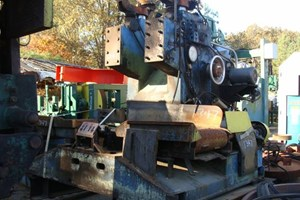 Kockums 6 ft Band Mill  Band Mill (Wide)