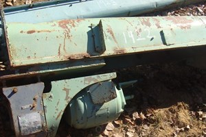 Unknown 7 FT Auger  Conveyor-Auger