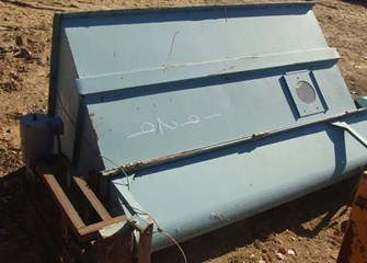 Unknown 5 FT Auger Auger Conveyor