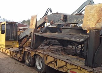 1999 Tigercat 230 Part and Part Machine