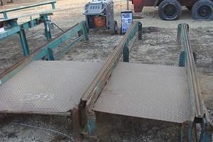 American Built Machinery Co. 11FT 3 STRAND  Conveyors Decks (Log Lumber)