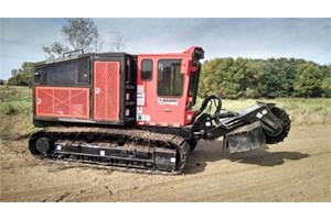 2014 Bandit 3500  Brush Cutter and Land Clearing