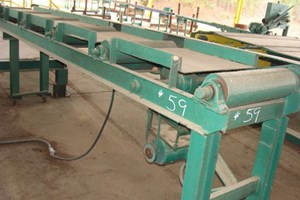 Unknown 16ft  Conveyors-Live Roll