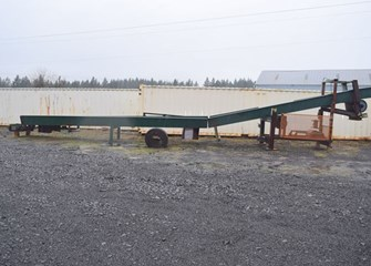 Unknown 30 inch incline chevron belt conveyor Conveyors Belt