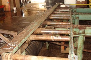 Unknown 16ft x 19in  Conveyors-Live Roll