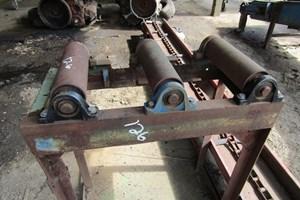 Shop Built ROLL CASE  Conveyors-Live Roll