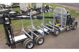 Galvastar Truck Bunk System Kit  Trailer Part