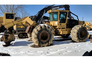 Tigercat 620  Skidder