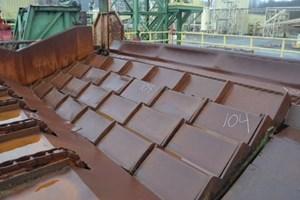 Unknown Step Feeder  Conveyors Decks (Log Lumber)
