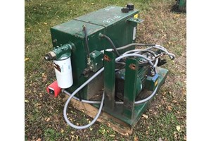 Unknown Hydraulic Power Unit w/ Tank  Hydraulic Power Pack