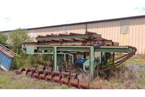 K-M Manufacturing  Conveyors Decks (Log Lumber)