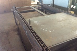 Unknown 9 x 11  Conveyors Board Dealing